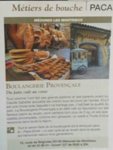 article de presse boulangerie